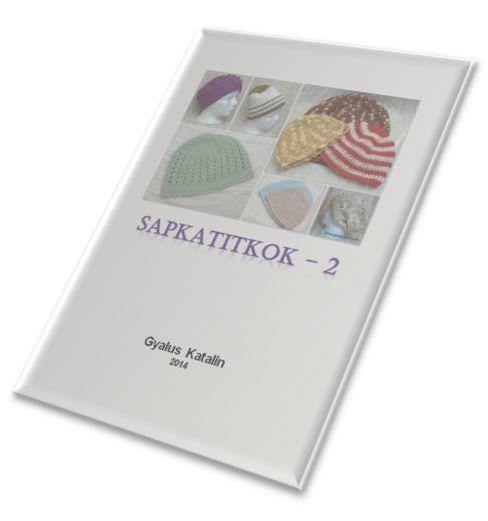 Sapkatitkok- 2 - letölthető e-book