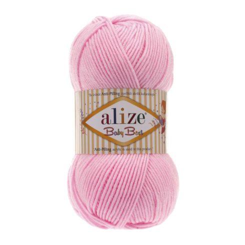 Baby best - világos pink 191