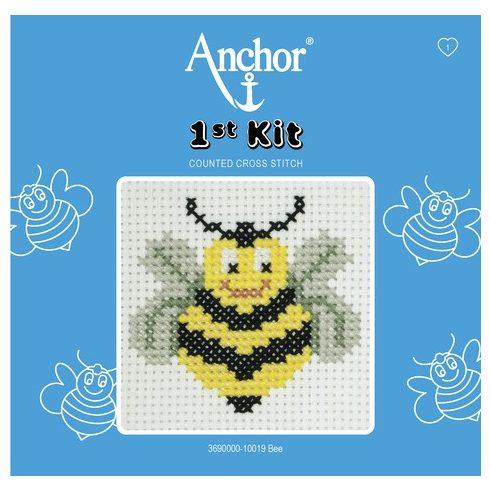 Anchor 1st Xszemes kit - méhecske