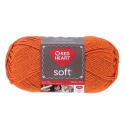 Soft fonal - narancs