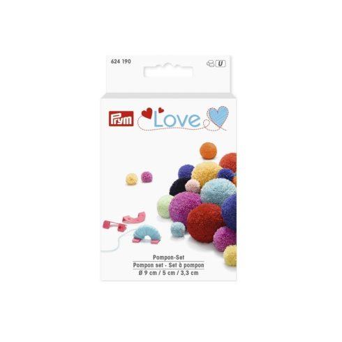 Prym Love pomponkészítő
