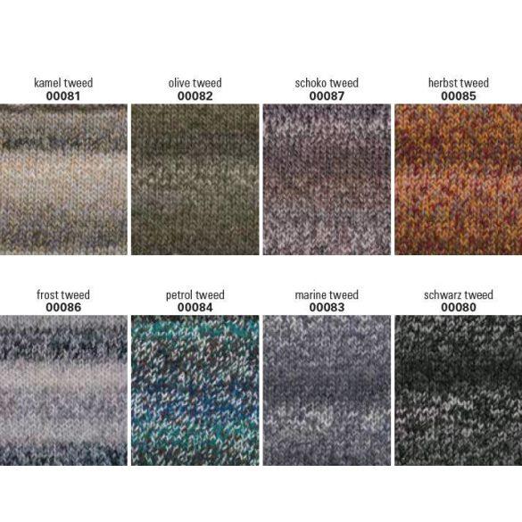 Tweed style fonal