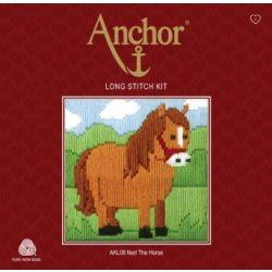 Anchor hosszúöltéses hímzőkészlet - póni AKL08