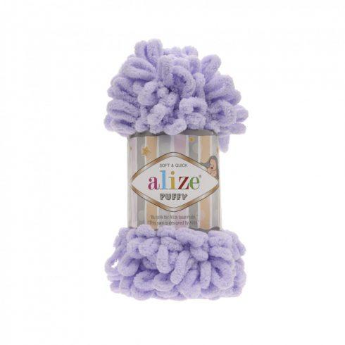 Puffy fonal - világos lila