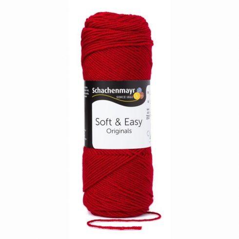 Soft & Easy fonal - piros 30
