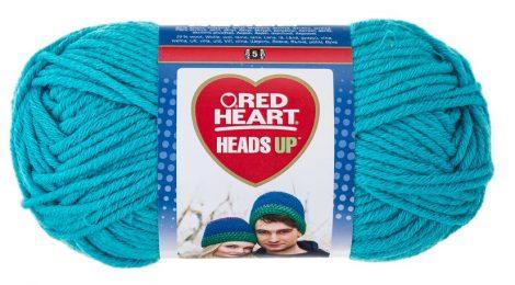 Heads Up - türkisz