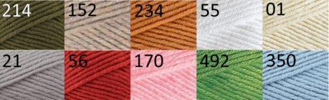 Cotton Gold Plus rendelhető fonal
