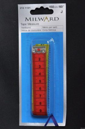 Milward mérőszalag 150 cm-es
