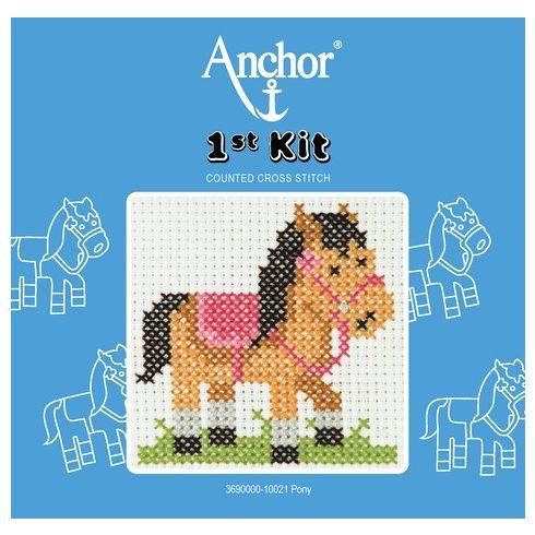 Anchor 1st Xszemes kit - póni