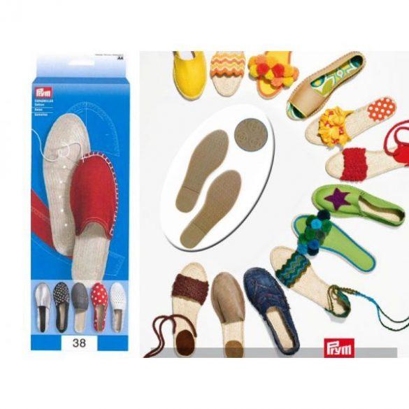 Prym kreatív cipőtalp - rendelhető