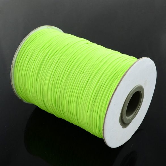 Fluoreszkáló poliészter kordszál 0,5 mm