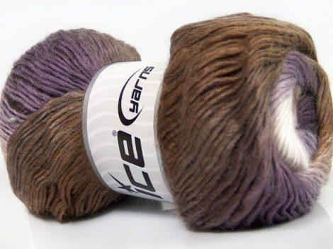 Primadonna lila-fehér-barna