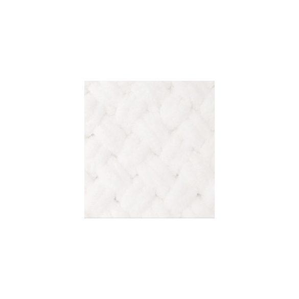 Puffy fonal - fehér