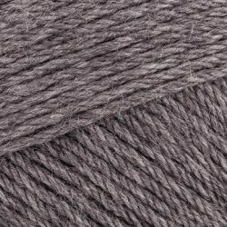 Lovely Wool - steel - 6184