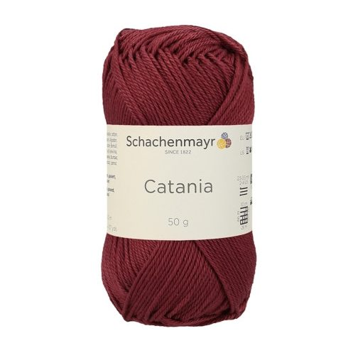 Catania 425 - burgundi
