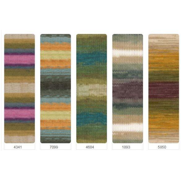 Burcum batik rendelhető fonal