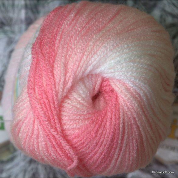 Sekerim Bebe Batik - rózsaszínek