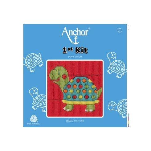 Anchor 1st hosszúöltéses kit - teknős