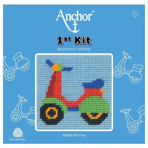 Anchor 1st gobelin kit - robogó
