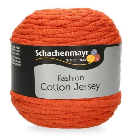 Cotton jersey - terracotta