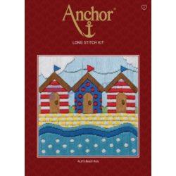 Anchor hosszúöltéses - Strandkunyhók AL213