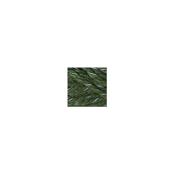 Reflective fonal - olajzöld