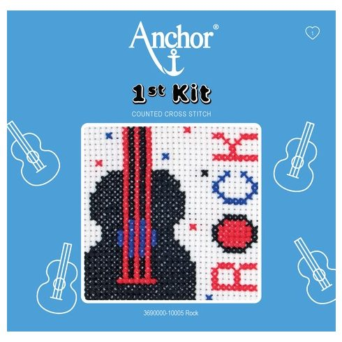 Anchor 1st Xszemes kit - gitár