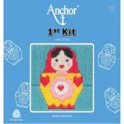 Anchor 1st hosszúöltéses kit - baba