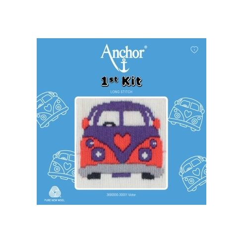 Anchor 1st hosszúöltéses kit - autó