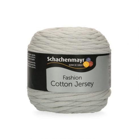 Cotton jersey - ezüst 91