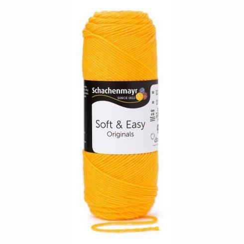 Soft & Easy fonal - napsárga 22