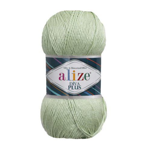 Diva Plus - Nílus zöld 375