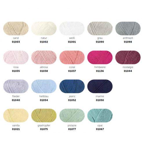 Cotton Bamboo rendelhető fonal