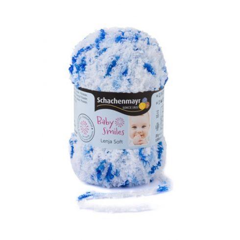 Lenja Soft fonal blue spot -82
