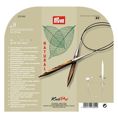 Prym KnitPro cserélhető körkötőtű készlet