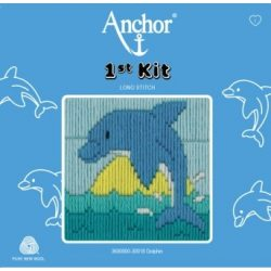 Anchor 1st hosszúöltéses kit - delfin