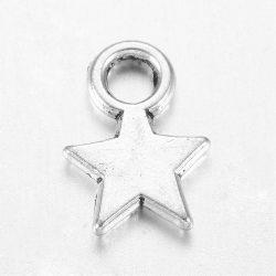 Csillag medál, kicsi