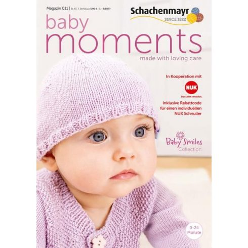 Schachenmayr - Moments Magazinok