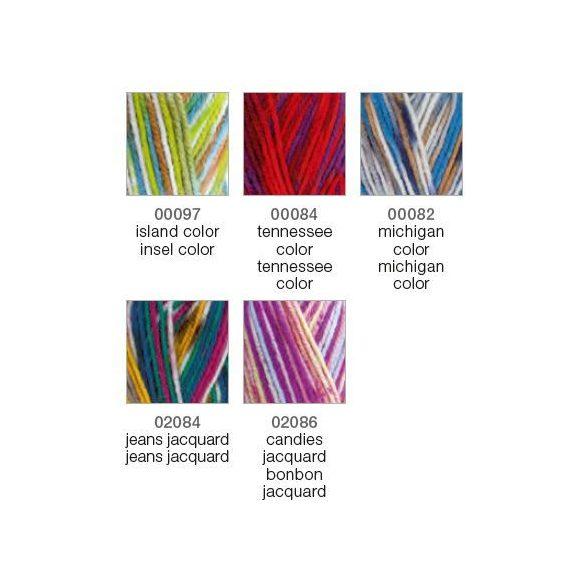 Lisa Color kötőfonal raktáron