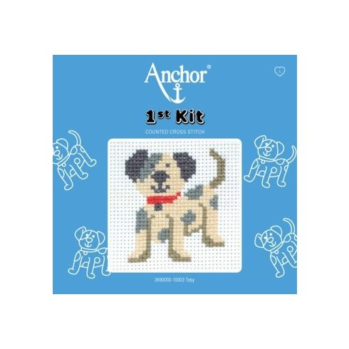 Anchor 1st Xszemes kit - kutya