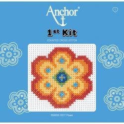 Anchor 1st Xszemes kit - virág