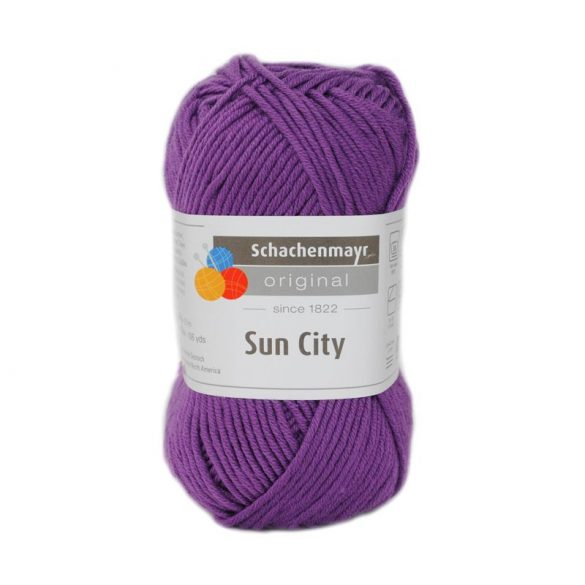 Sun City fonal - lila
