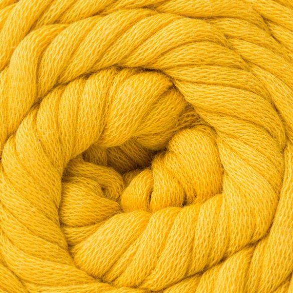 Cotton jersey - arany