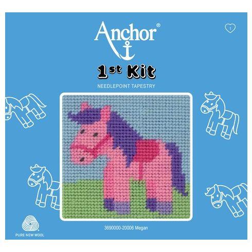 Anchor 1st gobelin kit - póni