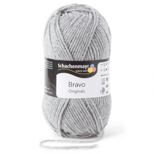 Bravo fonal - 8295 - világos szürke