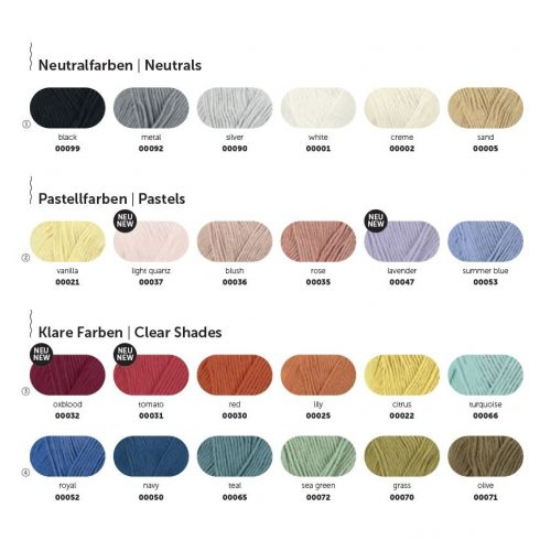 Organic Cotton - rendelhető fonal