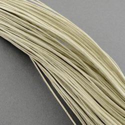 Viaszolt szál 0,7 mm-es - spárgaszín