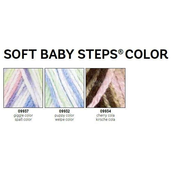Soft Baby Steps fonal - rendelhető