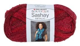 Sashay metallic sálfonal - rubies