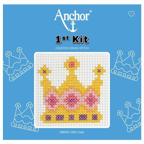 Anchor 1st Xszemes kit - korona